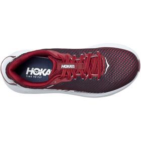 Hoka One One Rincon 2 Chaussures de trail Femme, cordovan/white